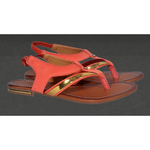 86db8264eb6 Ladies Synthetic Leather Exclusive Sandal, Size: 5 And 6, Rs 199 ...