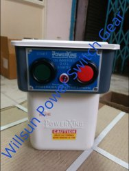 Powering oil immersed starter