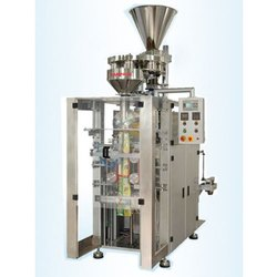 Vertical Collar Type Packing Machine with Volumetric Cup Filler