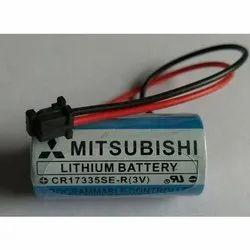 CR 17335 Mitsubishi Lithium Battery