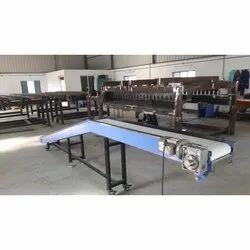 Saw Tooth Belt Conveyor