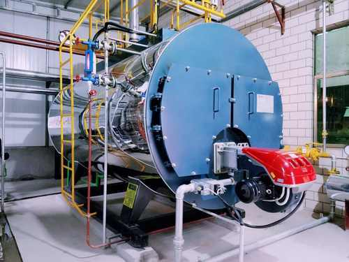 CNG Fired Steam Boiler at Rs 3500000 /piece | Gas Fired Boiler | ID ...