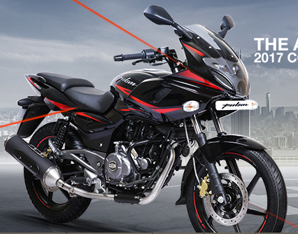 Bajaj Pulsar 220f Motorcycles And Cars Bajaj Auto In M P Complex