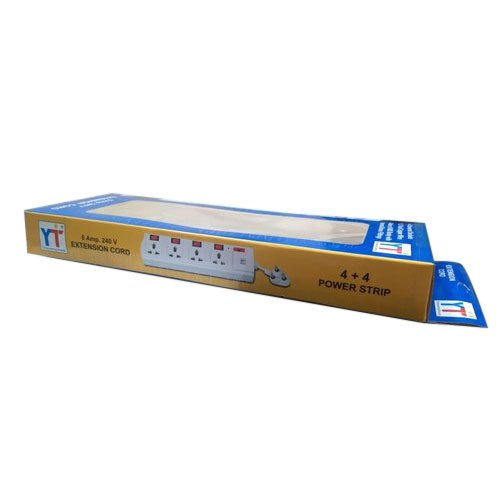Duplex Extension Cord Packaging Box