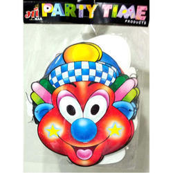 Cartoon Party Mask