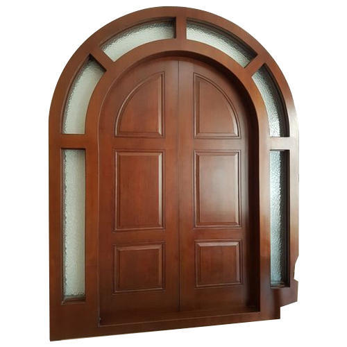 f3780c7c2df Teak Wood Wooden Glass Entrance Double Door