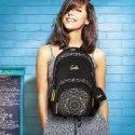 Genie Twill Designer School Bagpack