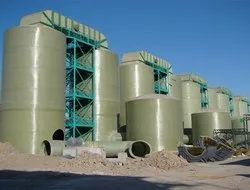 Bromine Processing Plant