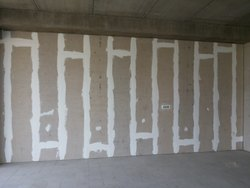Everest 50mm Cement Fiber Wall Panel