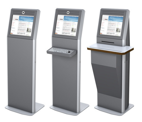 Kiosk System At Rs 12000 Piece Touch Screen Kiosks Id