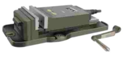 J & S Type   Fixed Base Milling Machine Vice