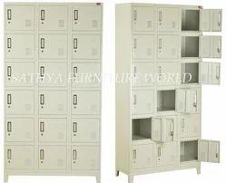 Industrial Locker 18 Doors