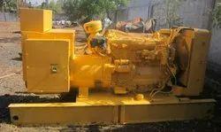 Non-Silent 178 Caterpillar 3306 Diesel Generator, for Marine, 400