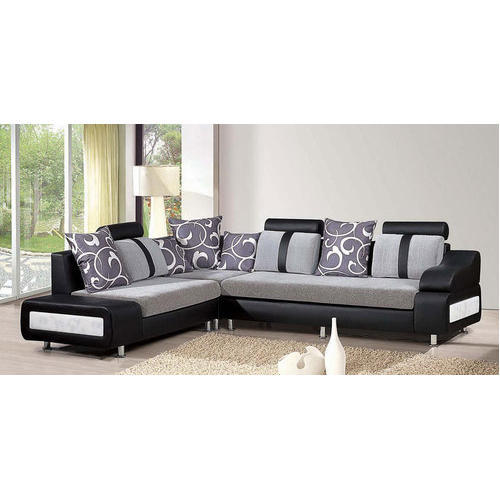 L Shape Sofa Set At Rs 35000 Id 16051603712