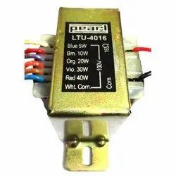 Dry Type 5W-40W Pearl LTU-4016 Electrical Line Transformer