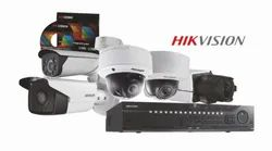 Dome and Bullet Day & Night Vision Hikvision HD Camera
