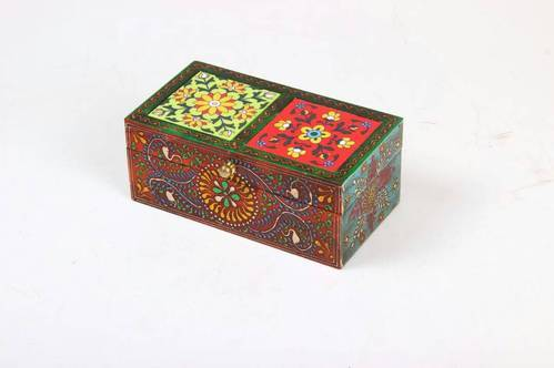 Rajasthani Wooden Handicraft Wooden Box Wholesale Trader