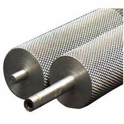 Mild Steel Knurling Roller