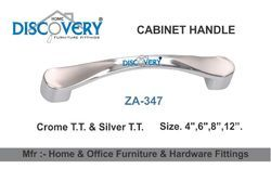 Zinc Cabinet pull Handle