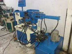 Double Drill Hydraulic Machine