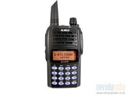 Alinco Walkie Talkie  DJ-A10