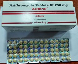 Azithral 250 Mg