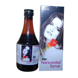Naricoridal Syrup for Ladies
