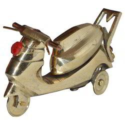 Brass Scooty