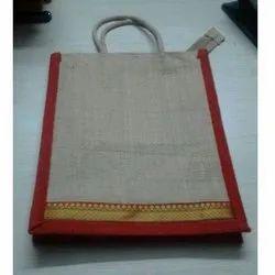 Rope Handled Jute Shopping Bag