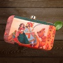 Beautiful Rectangle Ladies Box clutch