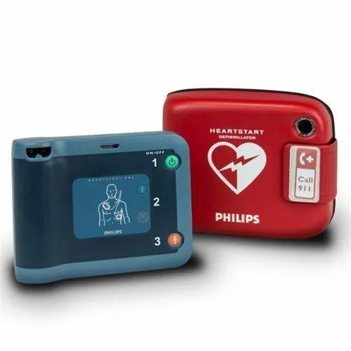 Defibrillator - Philips Heartstart XL Defibrillator (M4735A