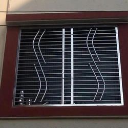 Design Window Grill At Rs 250 Square Feet Window Grills