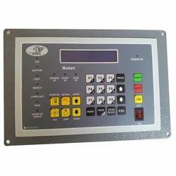 Rutav Three Phase Knitting Machine Control Panel, IP Rating: IP33
