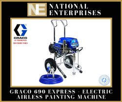 690 Express Graco Electric Airless Painting Machine