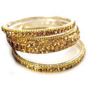 Brass Bangles Style