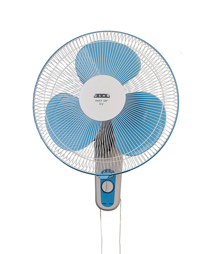 Usha Blue Mist Air Icy Wall Fan