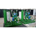 Electric Heat Transfer Skid