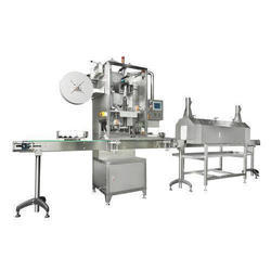 PVC Sleeve Shrinking Labeling Machine