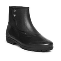 Hillson Black Steel Toe Gumboots