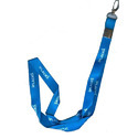 Blue ID Card Lanyard