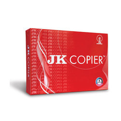 White JK Copier Paper A4 Size 500 Sheet Paper - 75 Gsm, Packing Size: 500 Sheets Per Pack