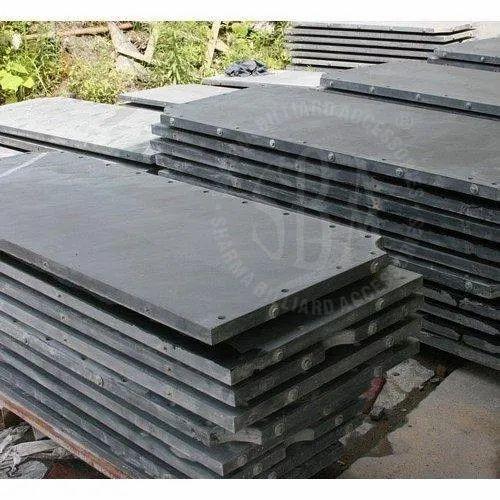 Grey SBA Banglore Table Slate Stone 06, Thickness: 1.75' ' (45mm)