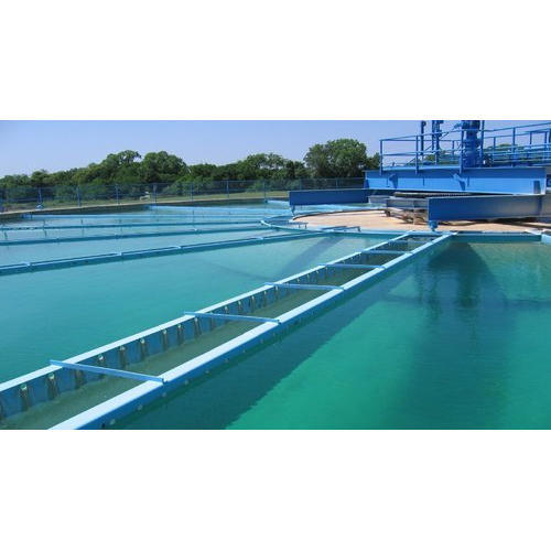 Chemical/Petroleum Fully Automatic Water Treatment, Waste Water Treatment