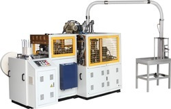 High Speed Paper Glass Machine