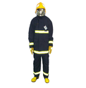 Medium And Large Navy Blue Fire Nomex Suit