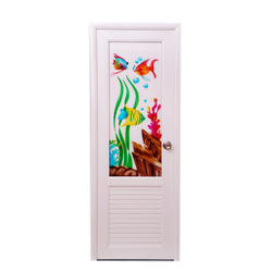 Pvc Doors Polyvinyl Chloride Doors Latest Price
