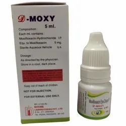 Moxifloxacin Eye Drops IP
