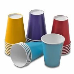 Plain Disposable Paper Cup, For Restaurants, Capacity: 150-1000 Ml