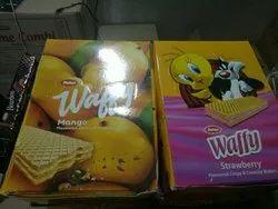 Duks Cream Chocolate Wafers