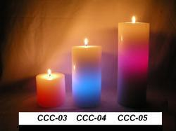 Color Changing Candle (CCC-05)